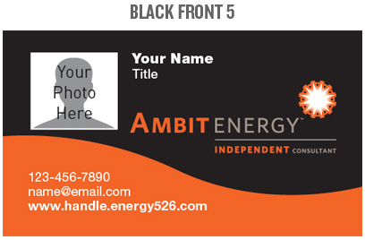 Mpower team ambit energy business cards accmission Choice Image